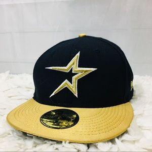 Vintage Houston ASTROS NEW ERA 59/50 HAT Auth